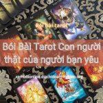 Bói Bài Tarot Con người thật của người bạn yêu thế nào