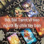 Bói Bài Tarot Vì sao người ấy chia tay bạn